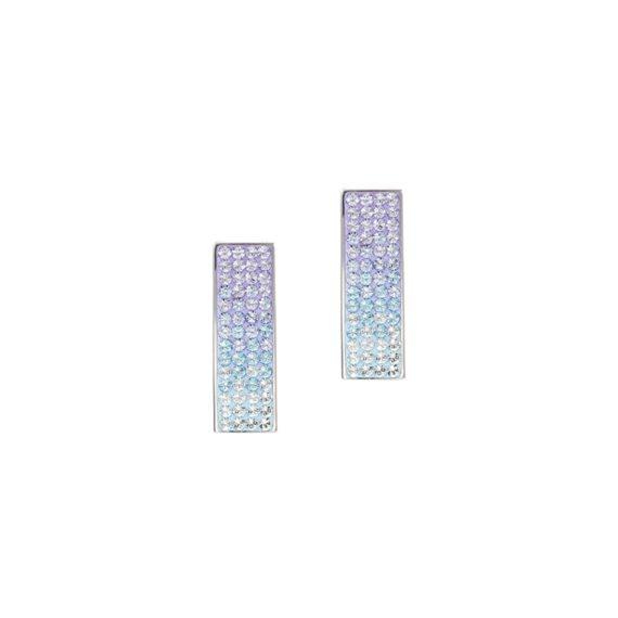 Нежни обеци с кристали Swarovski и висококачествена стомана Twillight Collection