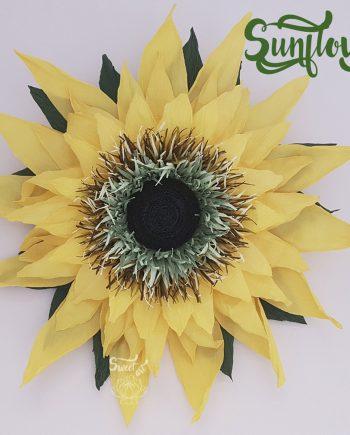 Нежни и оригинални цветя слънчогледи Sunflowers