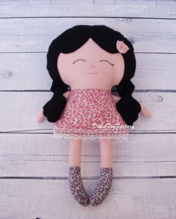 Мека кукла за гушкане ДОРОТИ
