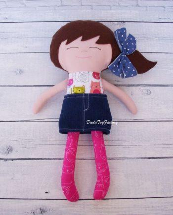 Мека кукла за гушкане ГРЕЙС