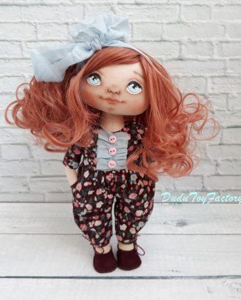 Чаровна кукла за гушкане Луси