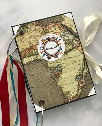 Дневник на пътешествията (вид 1)