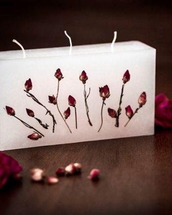 Свещ ЕВА Роза
