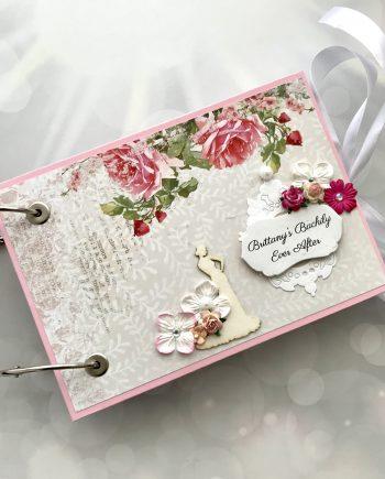 """Романтичен албум за моминско парти """"Розов сън"""""""