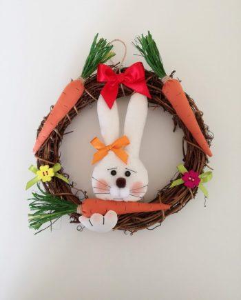 """Висящ орнамент """"Великденски венец"""""""