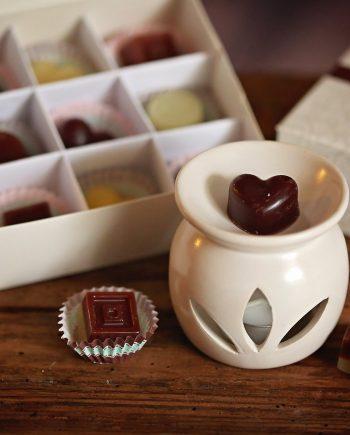 Кутия с ароматни бонбони
