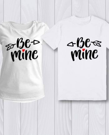 Комплект две тениски BE MINE