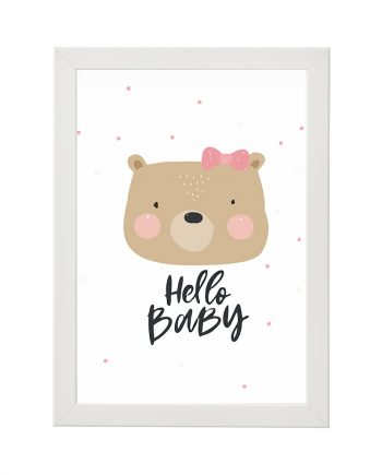 Постер Hello baby