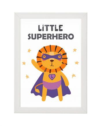 Постер Hero