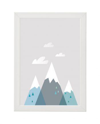 Постер Планина