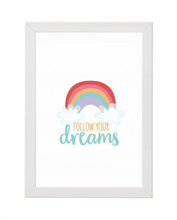 Постер Следвай мечтите си