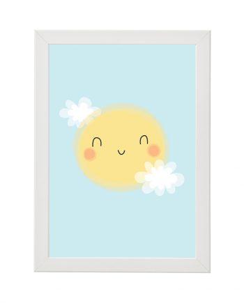 Постер Слънце