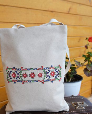Памучна чанта – шевица - Казанлък