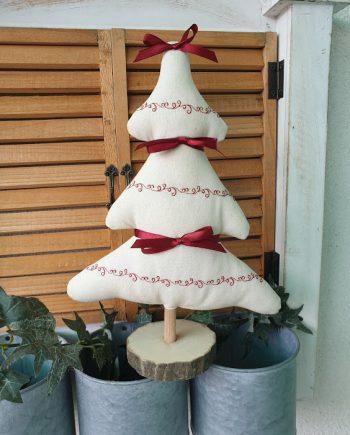 Коледна елха – седяща декорация