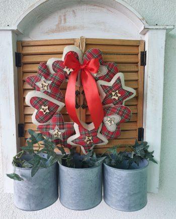 Коледен венец – висяща декорация