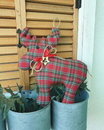 Коледен елен – висяща декорация