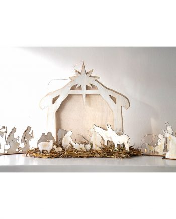 Дървено Рождество Христово