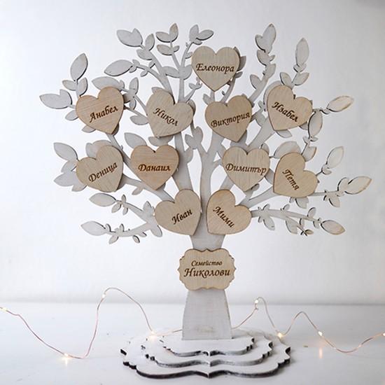 Семейно дърво
