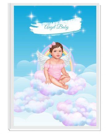 ANGEL BABY - Дневник за първата годинка на бебето